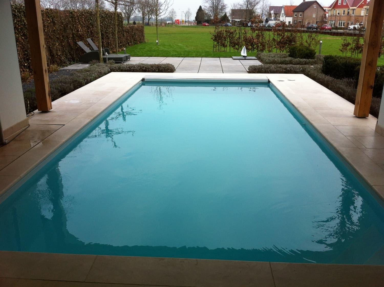 Terrassen zwembaden met stijl for Zwembad leggen
